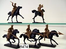 Armies In Plastic 5474 - Indian Cavalry 28th Light NWF Figures-Wargaming Kit
