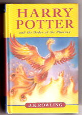 Harry Potter AND THE ORDER OF THE PHEONIX   1ST Cdn  with Dust Jacket Ex+++