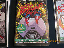 Spiderman Collectible Series from the New York Post #2! Free Shipping!