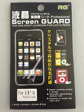 Professional Screen Guard For iPone 4 Front and Back X 5 Pieces