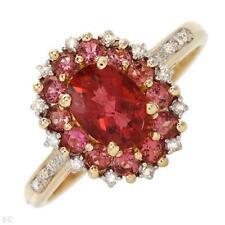 Ring With 1.25ctw Precious Stones - Genuine Diamonds