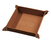 Red Dead Redemption II 2 Genuine Leather Valet Tray - Folds Flat Rockstar Games
