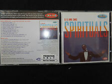 CD B B KING / SINGS SPIRITUALS /