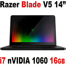 "NEW 2017 16GB 512GB Razer Blade 14"" FHD i7 nVIDIA VR Ready GTX 1060 6GB Laptop"