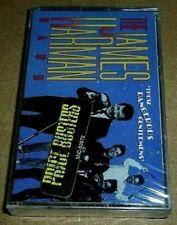 James Harman Band - Those Dangerous Gentlemens / MC / OVP Sealed / Cassette Tape