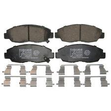Disc Brake Pad Set Front Federated D764C fits 98-02 Honda Accord