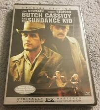 Butch Cassidy and the Sundance Kid (1969) - Dvd Movie -Biography-Paul Newman-New