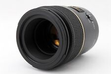 EXC5 Tamron SP AF 90mm F/2.8 Di Macro 272E Lens for Nikon From Japan 773642