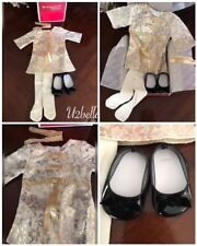 American Girl Doll MELODY CHRISTMAS DRESS Outfit New