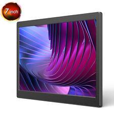 Uperfect 7 Inch Portable 1024x600 Tft Led Monitor Usb Video Audio Hd Input