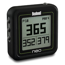 Bushnell Neo Ghost Compact Golf GPS Rangefinder, Black (Certified Refurbished)