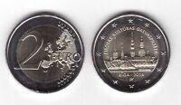 LATVIA - NEW ISSUE 2 EURO UNC COIN 2014 YEAR RIGA CITY