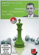 ChessBase: Bologan-reti-a repertoire for White-Nuovo/Scatola Originale