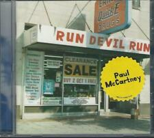CD: PAUL McCARTNEY - Run Devil Run
