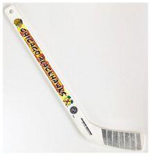 """Chicago Blackhawks NHL Hockey sur glace 16"""" Mini Sherwood Logo Stick"""