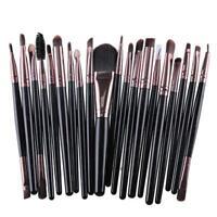20pcs Makeup BRUSHES Kit Set Powder Foundation Eyeliner Lip Brush Eyeshadow NEW