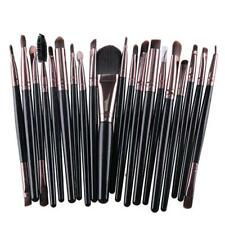 20pcs Makeup BRUSHES Kit Set Powder Foundation Eyeliner Lip Brush Eyeshadow NEW