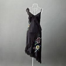 event dress PEARCE II FIONDA size 14 sequins embellishment asymmetric hem