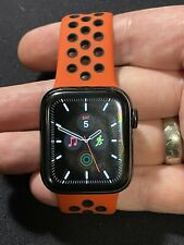 apple watch series 4 40mm stainless steel Sapphire Crystal LTE/GPS