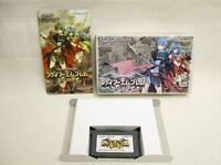 FIRE EMBLEM SEIMA KOSEKI Item REF/bdb Game Boy Advance Nintendo JAPAN Game gba