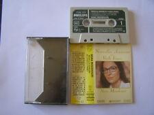 K7 cassette audio tape nana mouskouri nouvelles chansons de la vieille france