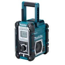 Makita Akku Baustellenradio DMR108 mit USB +amp; Bluetooth 7,2 V - 18 V Radio