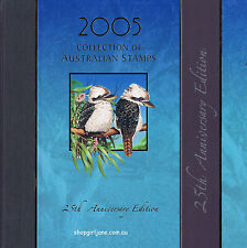 2005 Australia Post Deluxe Collection Yearbook Album with all Stamps