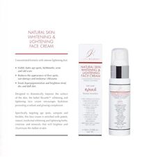 NATURAL HYPER-PIGMENTATION WHITENING FACE CREAM