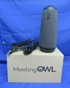 MEETING OWL MTW100 VIDEO CONFERENCE 360* CAMERA MICROPHONE SPEAKER 18-20FT RANG