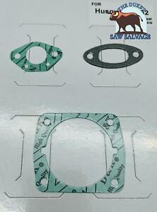 DUKE'S CYLINDER, INTAKE AND EXHAUST GASKETS FITS HUSQVARNA 261 262XP