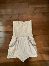 Women's hollister romper size small