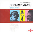 BOBBY WOMACK - THE VERY BEST OF BOBBY WOMACK: CHECK IT OUT NEW CD