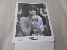 Lucie Arnaz Hand Signed Movie Photo (Jazz Singer)