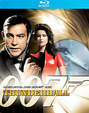 Thunderball (Blu-ray Disc, 2008, Checkpoint Sensormatic Ultimate Edition Widescreen)