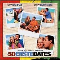 50 ERSTE DATES SOUNDTRACK CD NEU