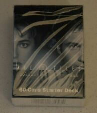 X-Files CCG 2nd EDITION STARTER DECK (60 Cards) SEALED