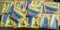 Lot de 12 Rayons Lumineux LED pour roues vélos Neuf mais Pour PIECES car défaut