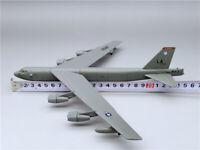 AMER 1:200 U.S. air force b-52 long-range strategic bomber alloy material