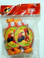 NEW ~~THE INCREDIBLES~~  8-PARTY BLOWOUTS  PARTY SUPPLIES