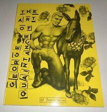 THE ART of GEORGE QUAINTANCE cowboys-sailors & hunks very gay interest