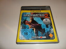 PLAYSTATION 3 PS 3 UNCHARTED 2: among Thieves PLATINUM []