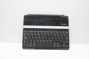 Logitech Ultrathin Keyboard Cover for iPad 2 iPad 3rd 4th Generation Black
