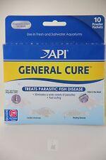 API PRO ® General Cure Treats Parasitic Fish Disease, Fresh & Saltwater Aquarium