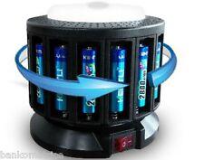 CHARGEUR CHA-16RL 16 AA ou AAA 1.5V RECHARGEABLE Li-ion + LAMPE KENTLI PUISSANT