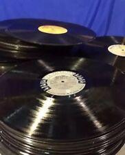 "Bulk Lot 100 Vinyl 12"" Records CRAFT lp Art PARTY decoration Retro Recycle 1960s"