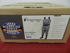 Frogg Toggs Grand Refuge 2.0 Migration Series Waders Men's Size 10