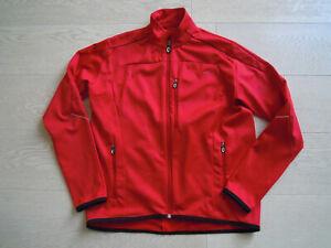 Kjus Softshelljacke Gr. S / 48 rot Sport Jacke