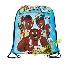 NEW! OFFICIAL WWE THE NEW DAY DRAWSTRING BACKPACK WWE BOOTYO'S BAG. USA SELLER