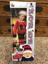 Jonathon Toews #19 Chicago Blackhawks NHL Christmas Player Elves New In Box