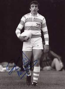 Hugo Porta RUGBY autograph, In-Person signed photo